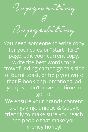 Copywriting and Copyediting Agency - Vancouver, BC | Peppercorn Creative