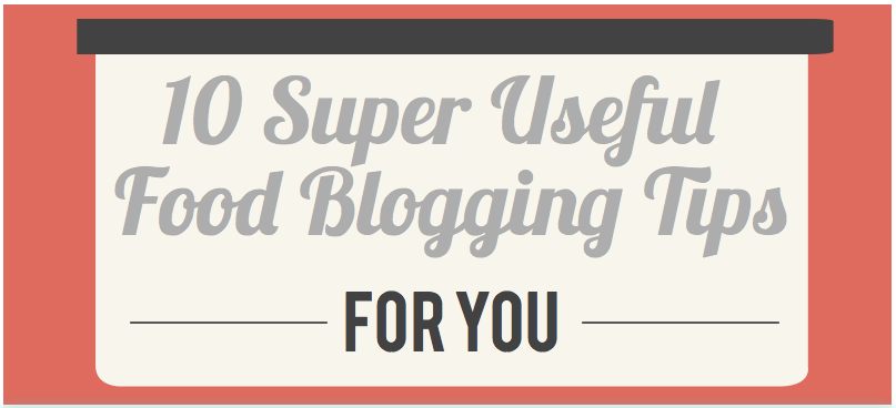 10 Food Blogging Tips - SheEats.ca