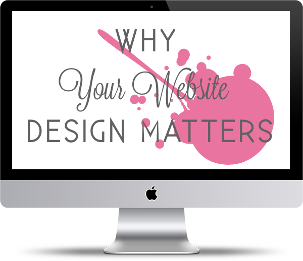 Website Design - Why It Matters (3 points) - ohksocial.com