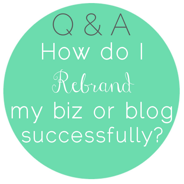 Ask Us Anything - How to Rebrand Successfully - ohksocialmedia