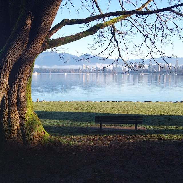 Kits Beach View - Peppercorn Creative | Vancouver BC Design Agency