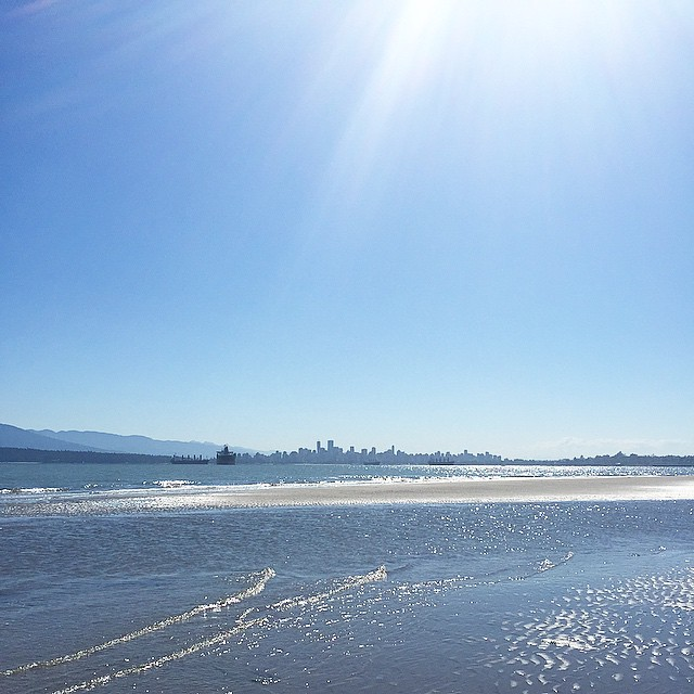 Spanish Banks View - Peppercorn Creative | Vancouver BC Design Agency